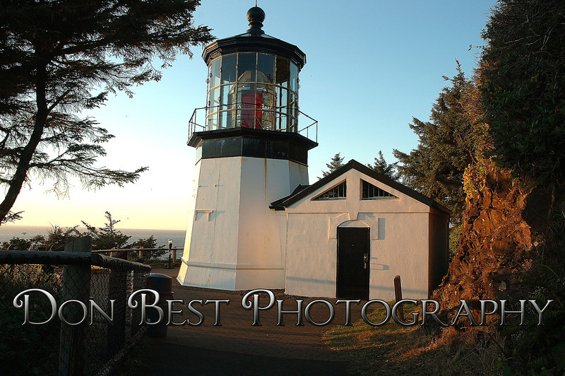 Cape Meares Lighthouse #9123