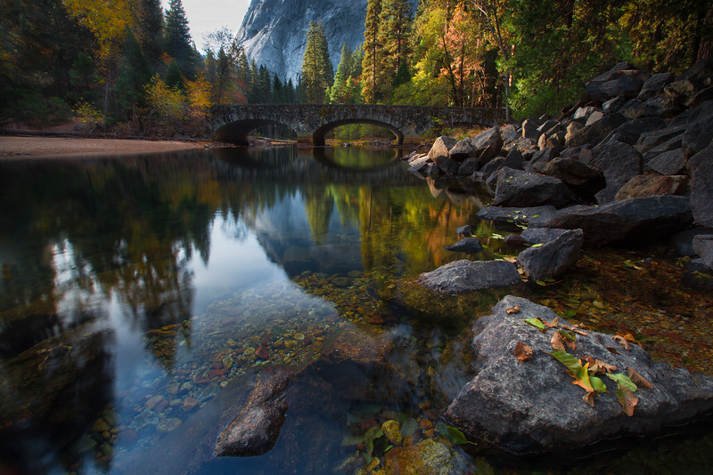Beautiful Yosemite National Park