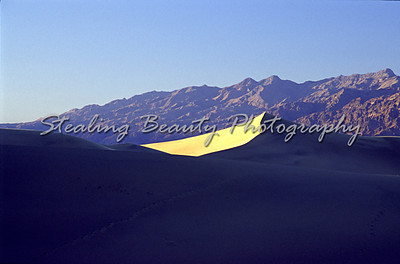 Stovepipe Wells Dunes, Death Valley