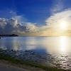 Dusk in Guam