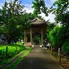 Pagoda in a Park at Taipei