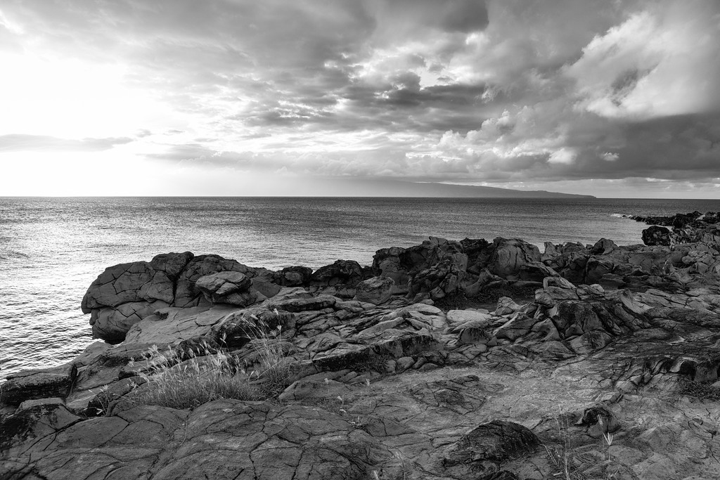 Looking Toward Lanai