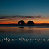 Twin Rocks Sunset #8856PSN