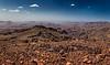Jbel Saghro mountain range