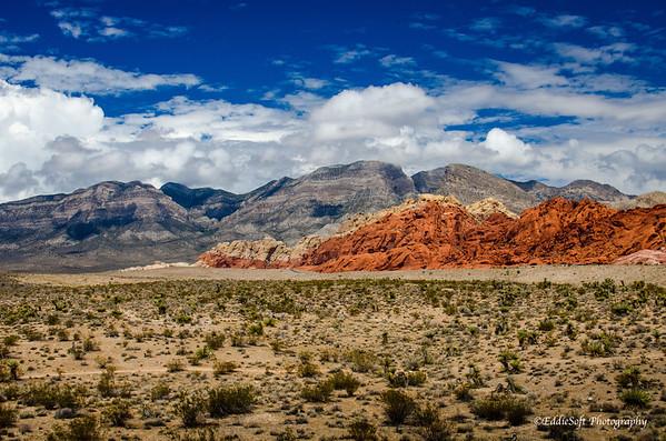 Red Rock Canyon - Las Vegas, Nevada - MLD