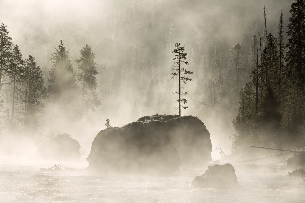 Spirit Of The Firehole
