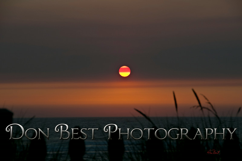 Smokey Sunset #6176