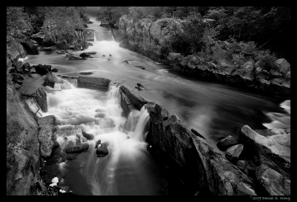 Great Falls, Maryland. Billy Goat Trail.