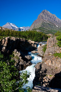 Swift Current, Glacier NP