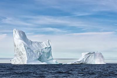 Iceberg Caving