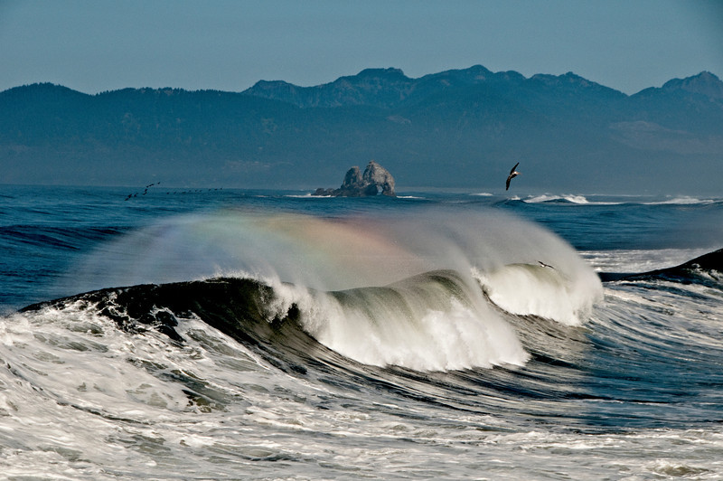 Rainbow Breaker #9645