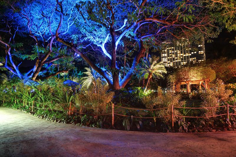 Gardens in paradise