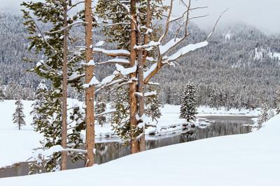 2011 Jackson Hole Wyoming ski trip and stay at Four Season