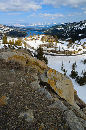 Donner Lake, California