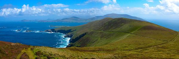 The Great Blasket Island, Ireland