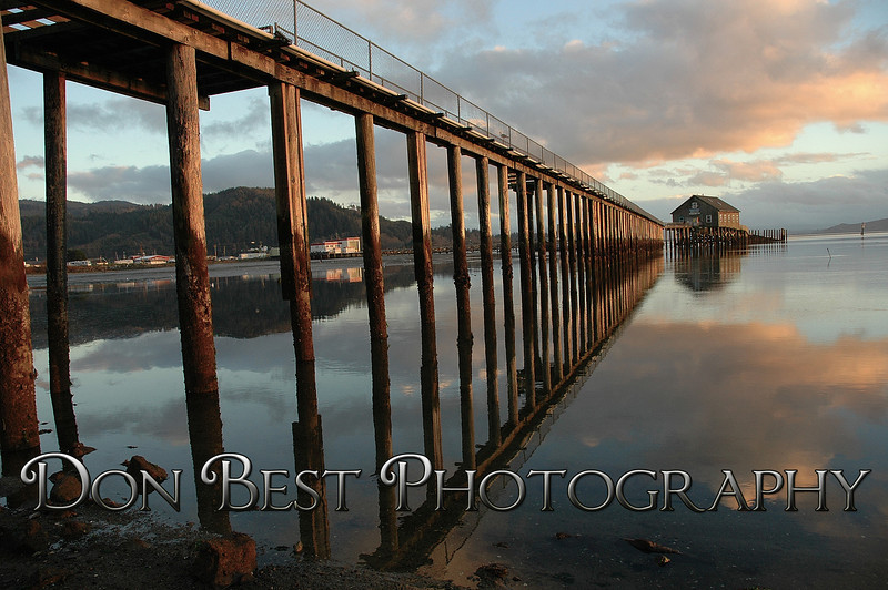 Old Coast Guard Pier, Garibaldi Or #0054