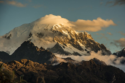 Salkantay Sunset