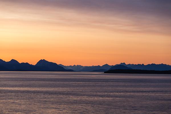 Another Alaskan Sunset