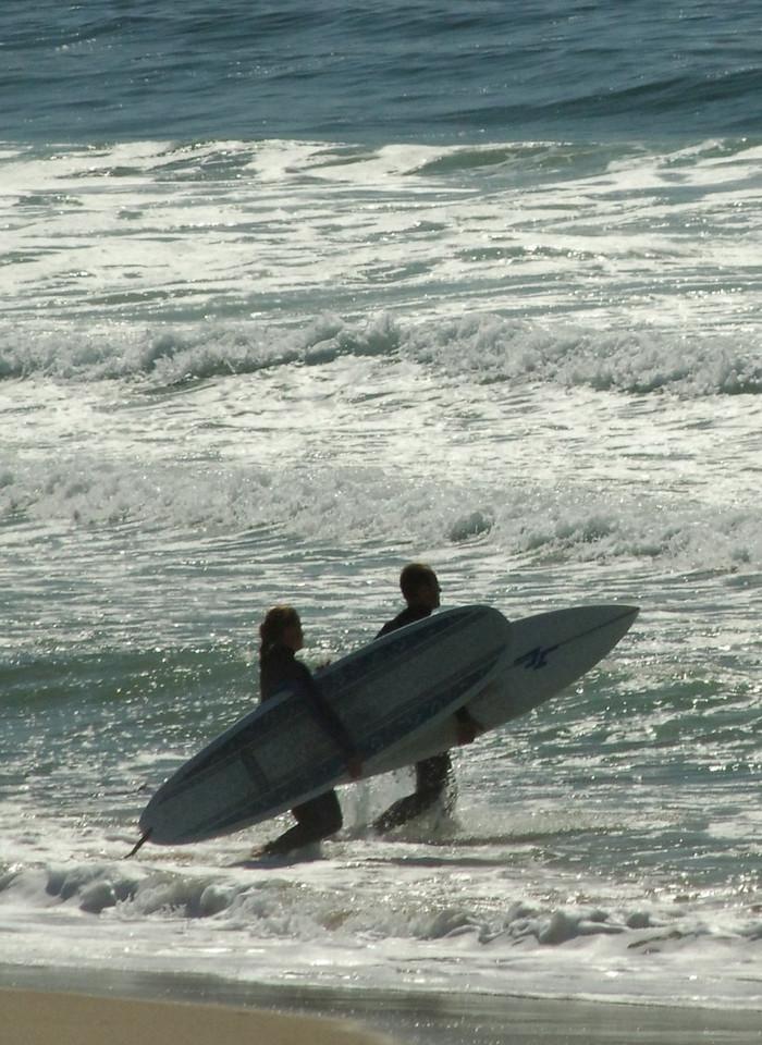 Togetherness!  Seaside, California