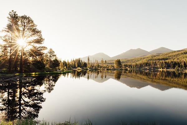Sprague Lake | Colorado