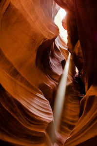 Antelope Canyon - Sunbeam