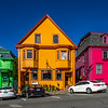 Colourful Houses, Lunenburg