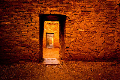 """The Doors at Chaco"""