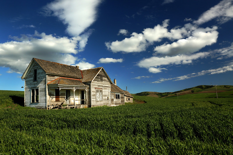 Weber House - The Palouse