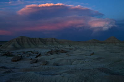 Nebraska Badlands