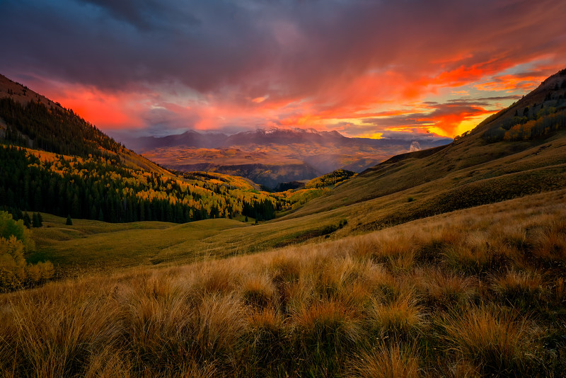 Uncompahgre National Forest, Colorado