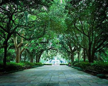 Forsyth Park-Savannah, Georgia