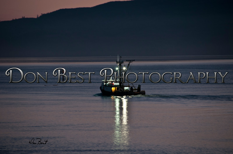 Commercial Fishing Vessel 0975