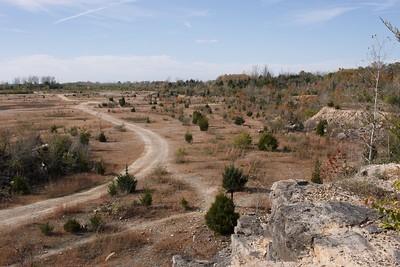 Oakes Quarry Landscape