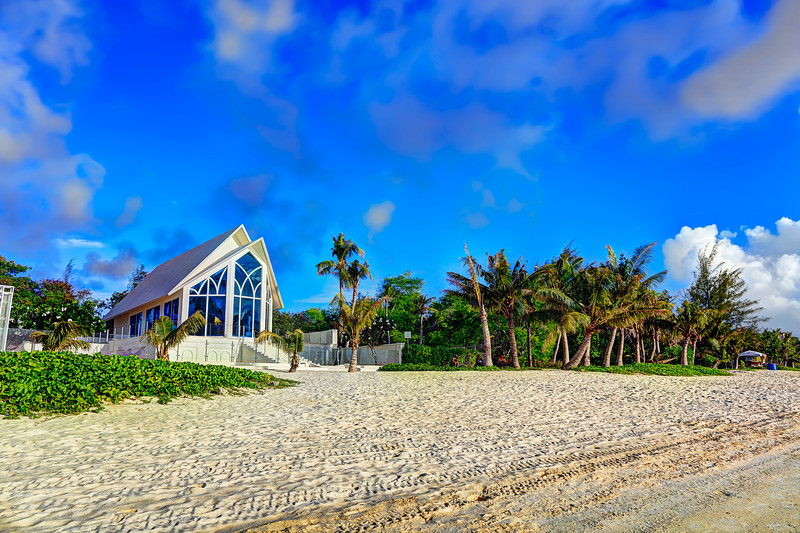 Chapel on the beach
