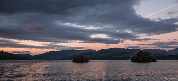 Another Lake Windermere Sunset