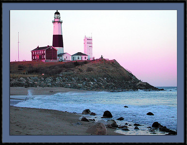 Montauk Lighthouse, Montauk, NY
