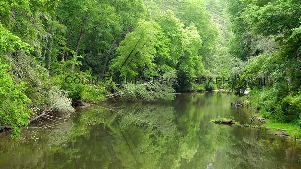 Linnville River