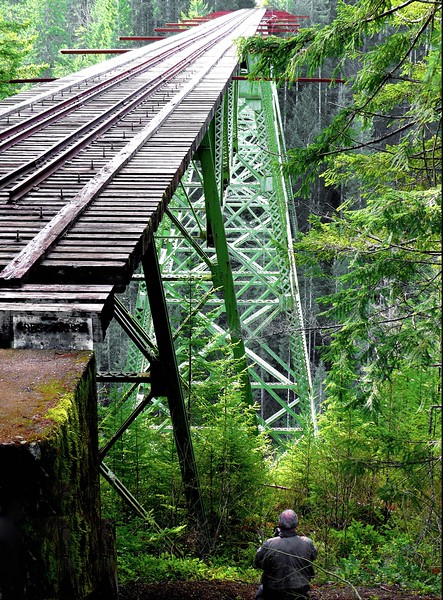 Vance Creek Trestle