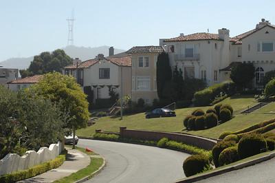 A fine neighborhood, San Francisco, California