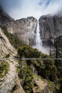 Yosemite Valley - Upper Fall