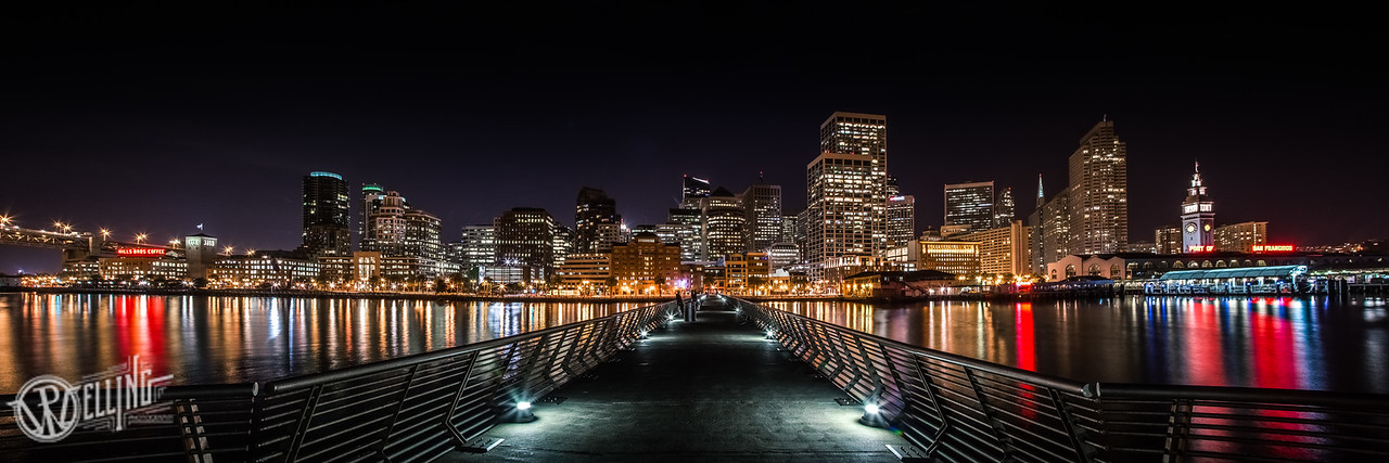 Perspective on Pier 14