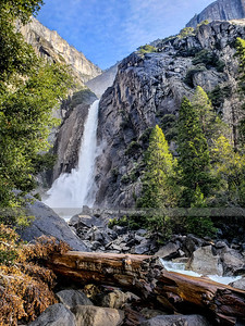 Yosemite Valley - Lower Fall