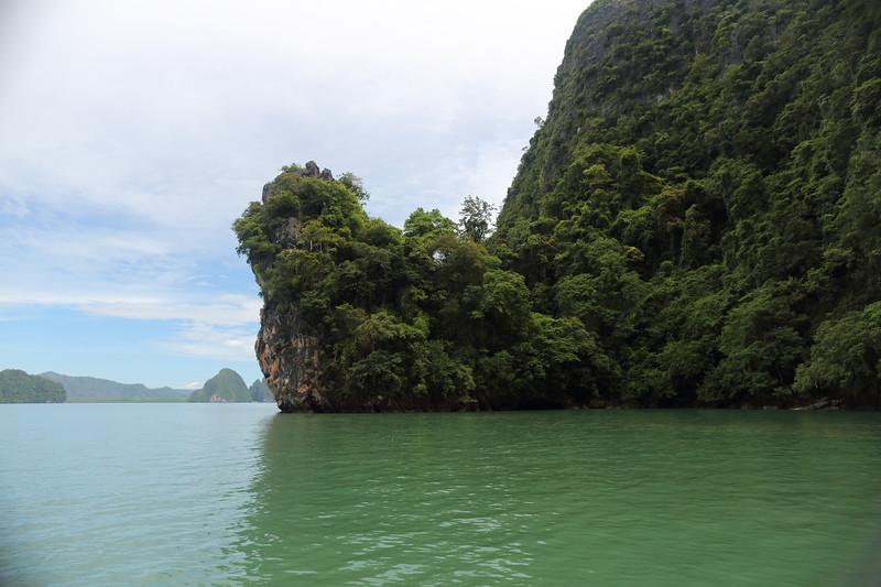 Phanga, the scenic way