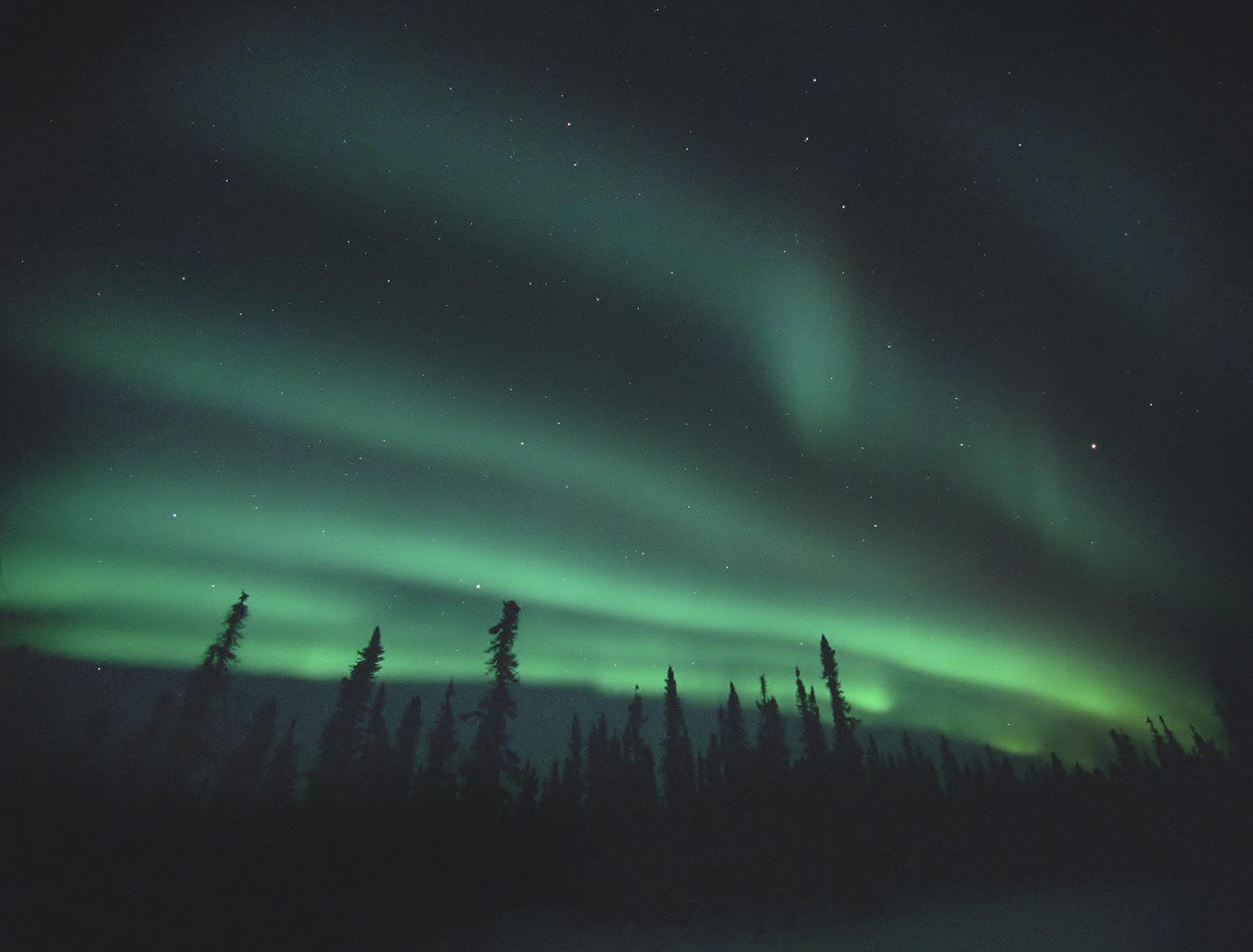 Aurora Dreaming