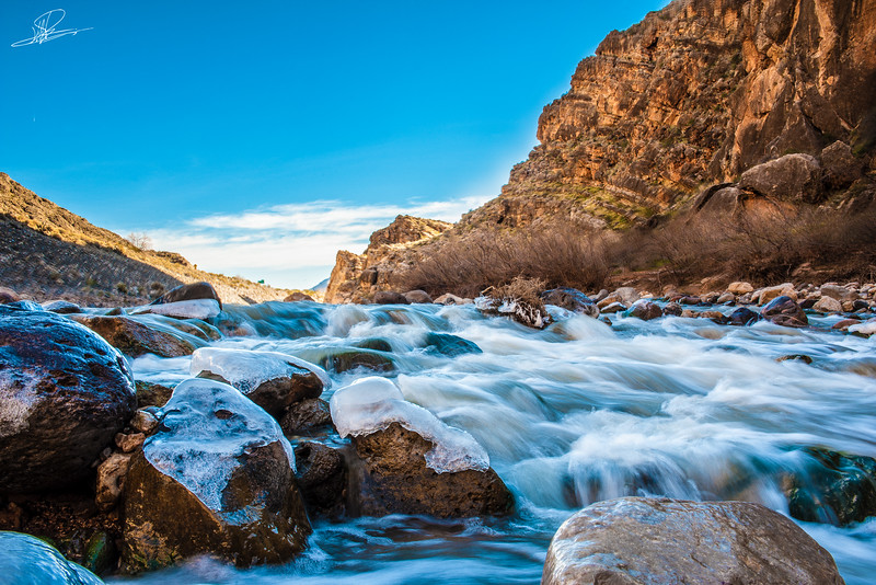 Virgin Stream, Arizona