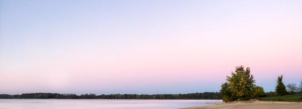Buck Creek State Park Sunset