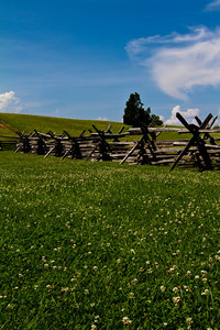 Split Rail Fence, Manassas Nat. Battlefield