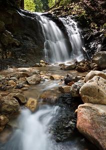Swanson Creek Falls