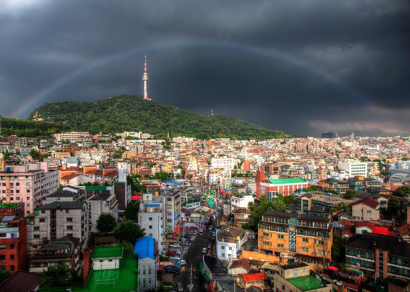 Rainbow Seoul