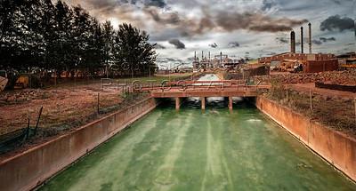 Alumina Refinery at Gove
